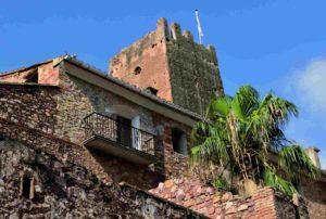 Serra restores the Lord's Tower (Torre del Señor de la Vila)