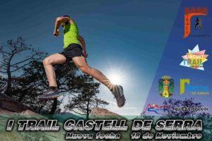 Serra celebrarà el 18 de novembre el I Trail Castell de Serra