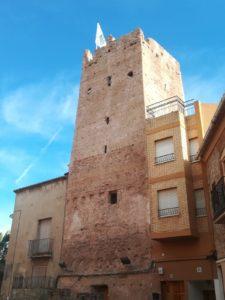 Serra finishes the exterior restoration of the Torre del Senyor