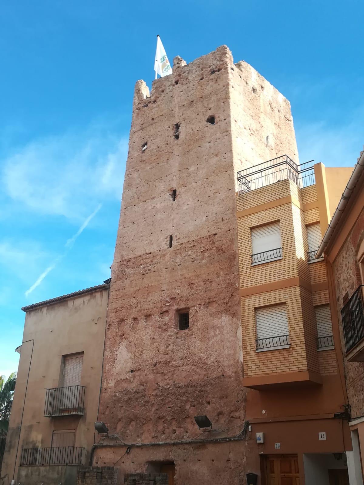 Serra rehabilita l'exterior de la Torre del Senyor