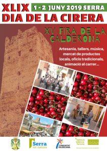 Día de la Cereza y Feria de la Calderona