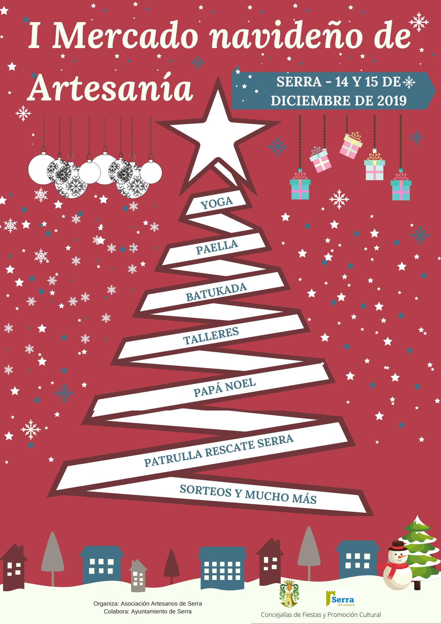 I Mercat nadalenc artesà