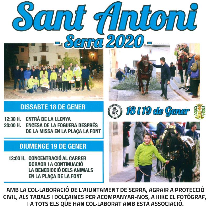 Sant Antonio 2020
