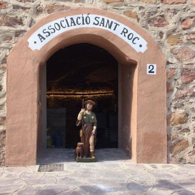 Festes mig any Sant Roc Serra
