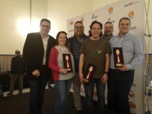 Tres Culleres de Fusta per als restaurants de Serra