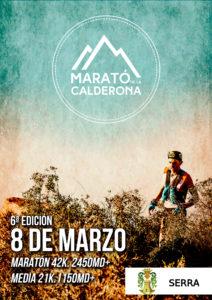 Serra hosts this Sunday the Marathon of La Calderona