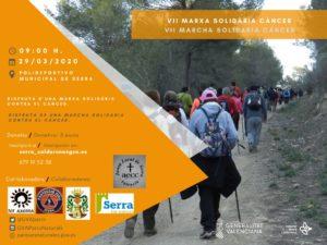 VII Marcha Solidària Contra el Cáncer