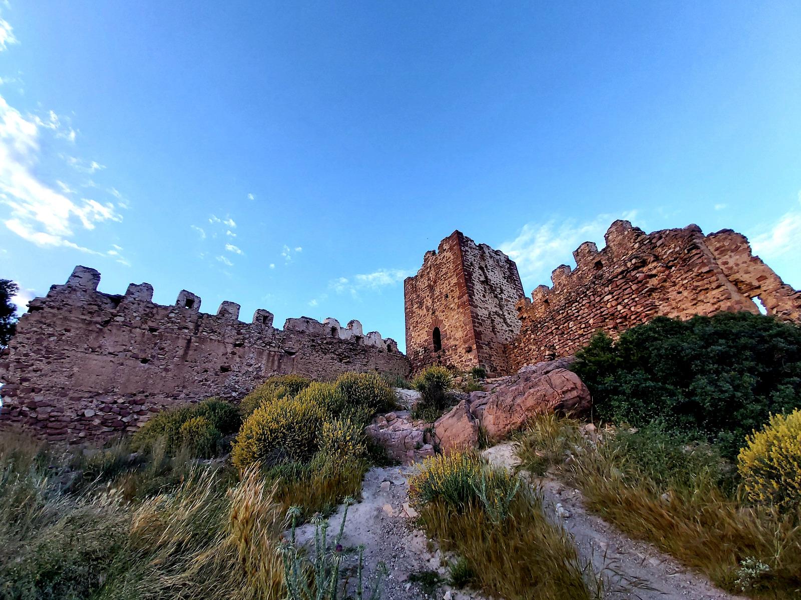 Reportatge ruta senderista al Castell
