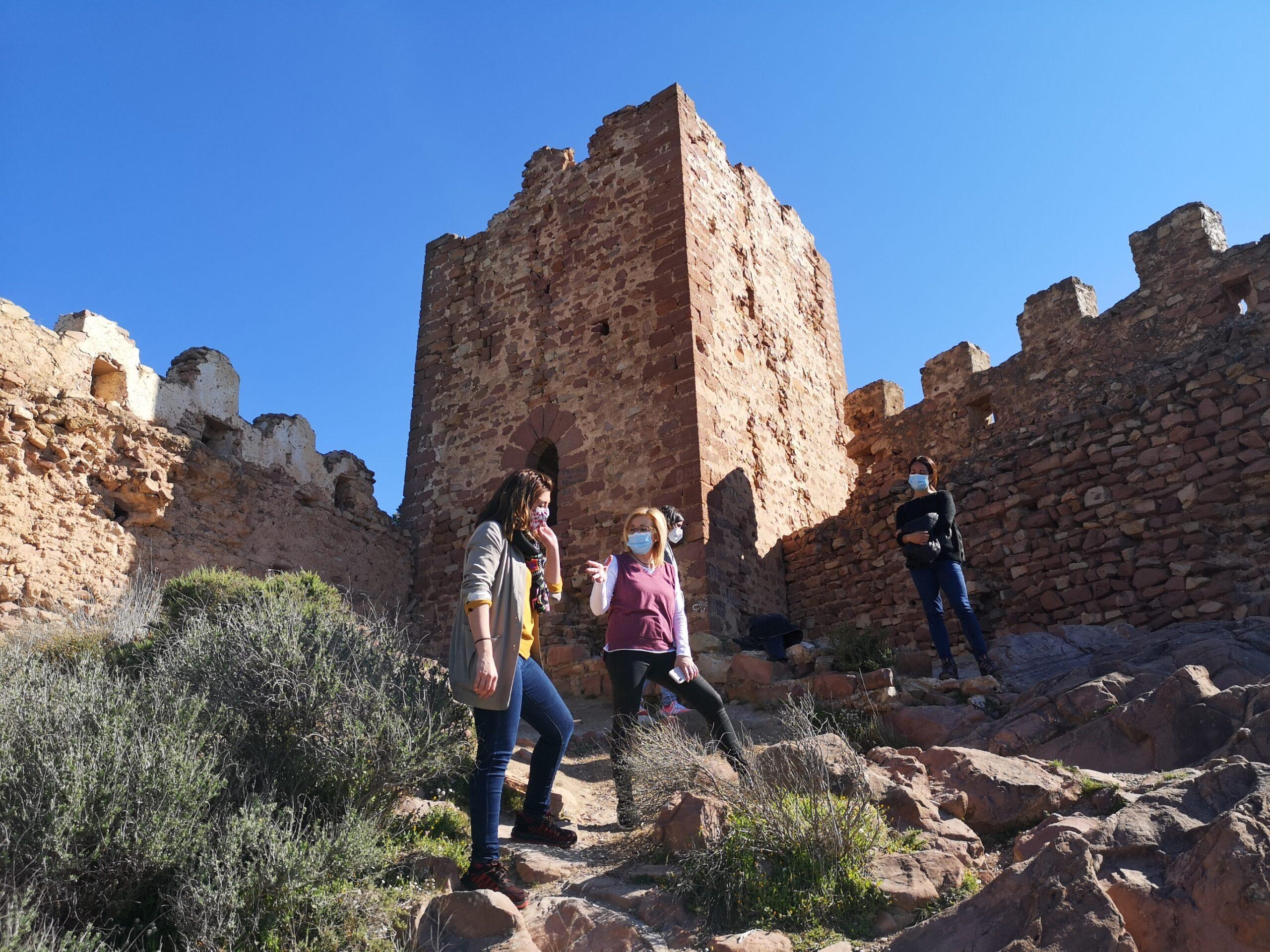 Serra begins the drafting of the Castell Master Plan