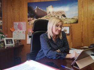 Nomenen l'alcaldessa de Serra ambaixadora del Parc Natural de la Serra Calderona