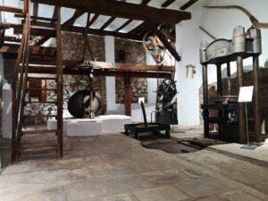 Serra obri el Museu de l'Oli al carrer de la Pilota