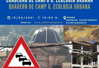 Cartel C.C.S.C. 6 Ecología Urbana