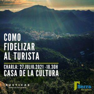 Read more about the article Comencen els treballs de posicionament turístic de Serra