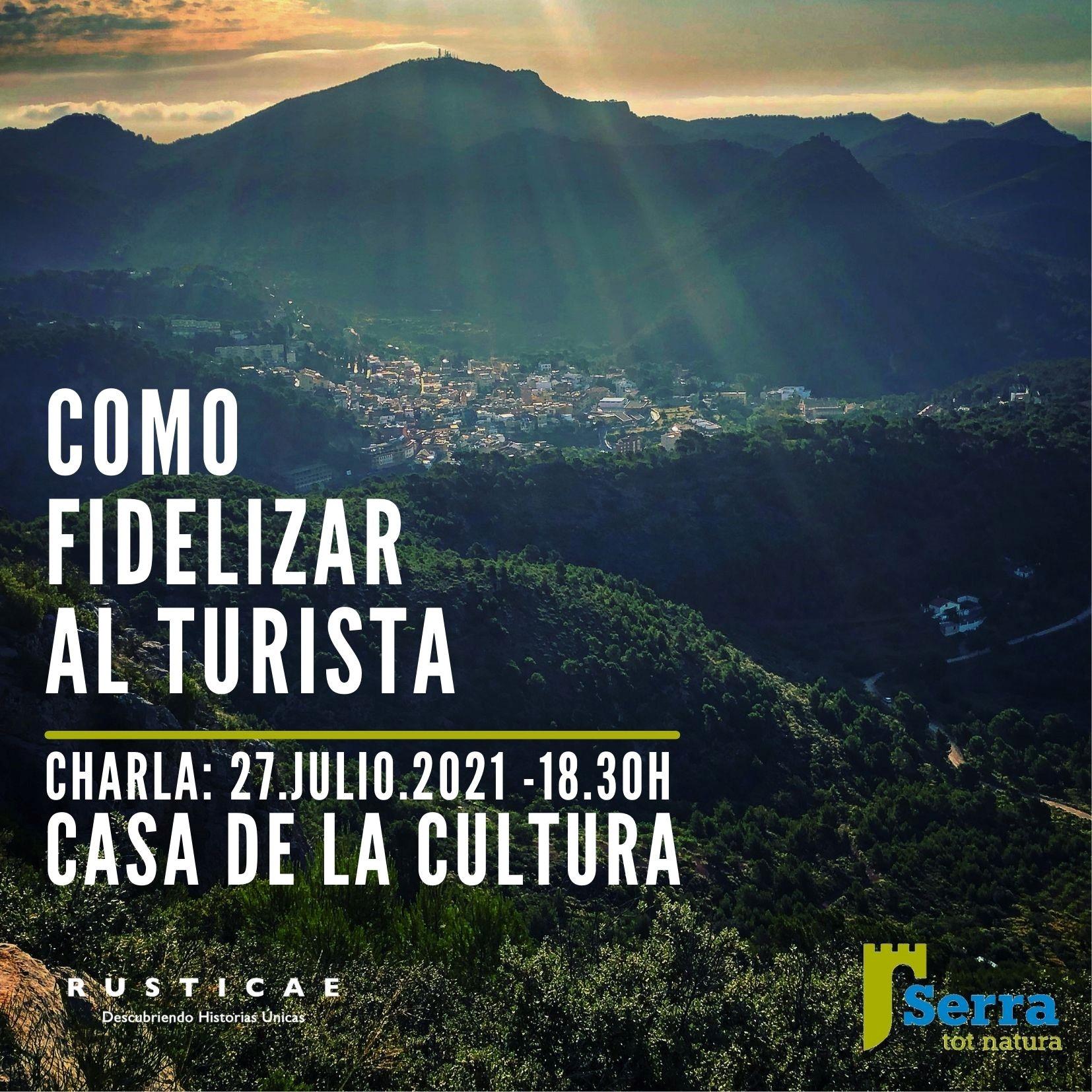 You are currently viewing Comencen els treballs de posicionament turístic de Serra