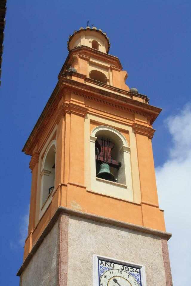 Campanari Església de Serra