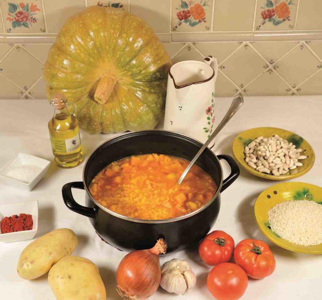 gastronomia Serra olla de carabassa