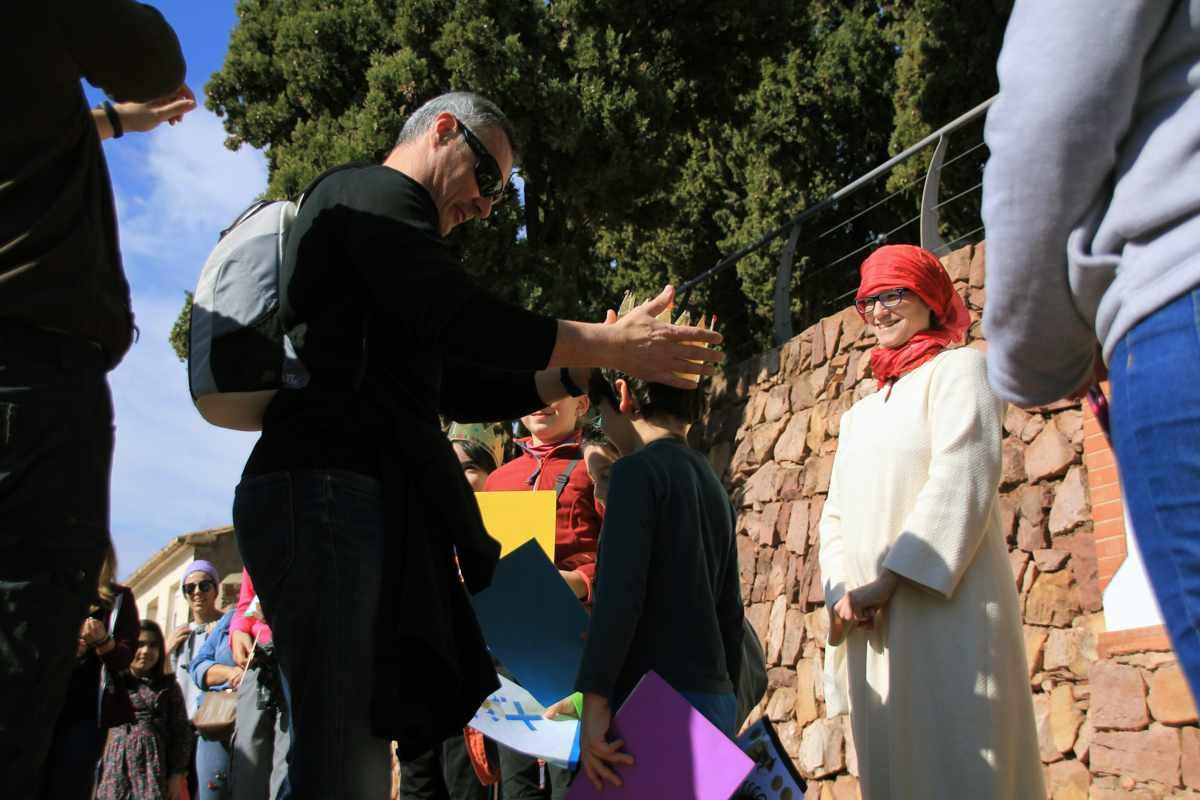 Rutes treatralitzades a Serra