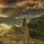 Vistes Església de Serra