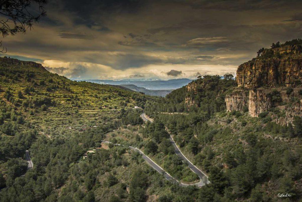 Vistes generals natura a Serra