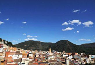 Vista poble de Serra