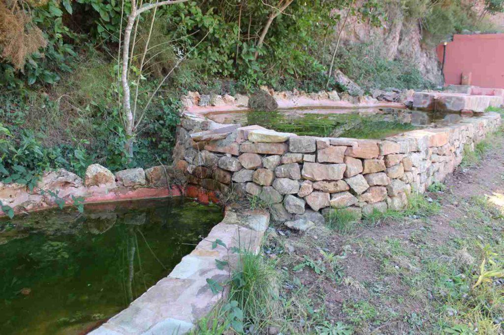 Font del Berro a Serra