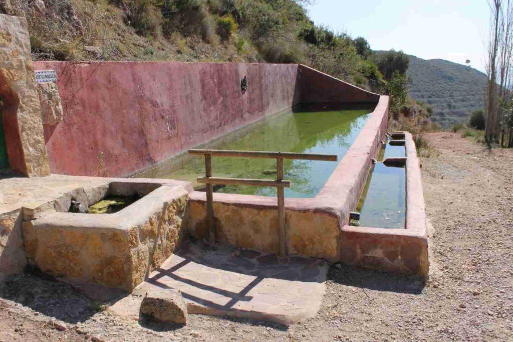 Font de l'Abella a Serra