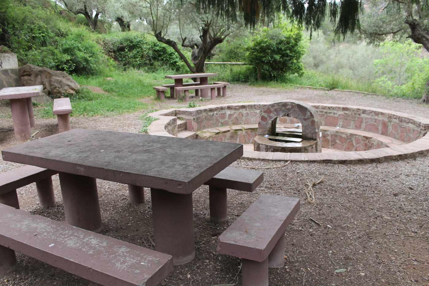 Font Ombria a Serra