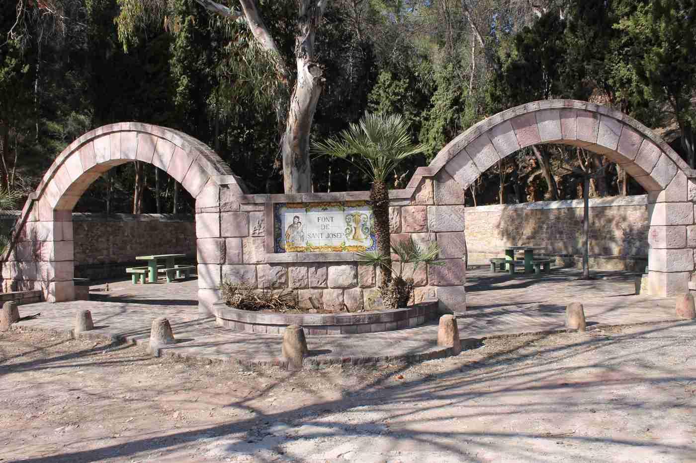 Font Sant Josep a Serra