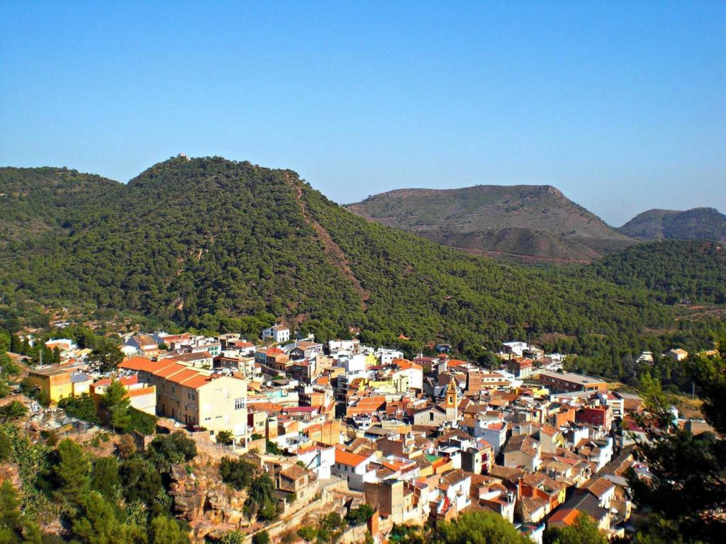 Historia i patrimoni de Serra