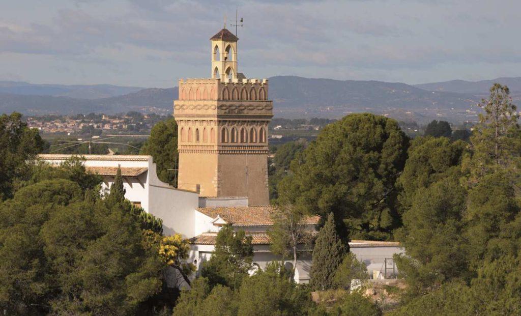 La Torre de Portaceli a Serra