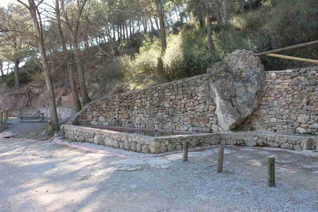 Font Llentiscle a Serra