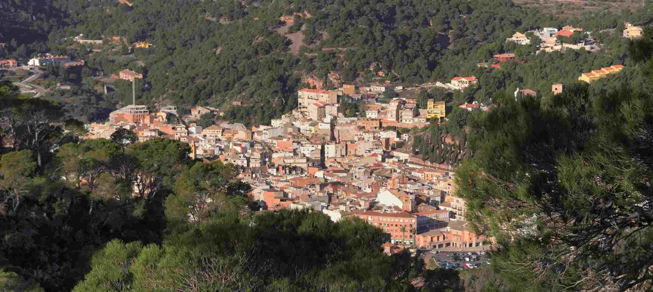 Vista panoràmica Serra