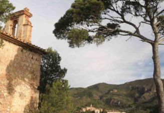 Ermita i Cartoixa de Portaceli a Serra