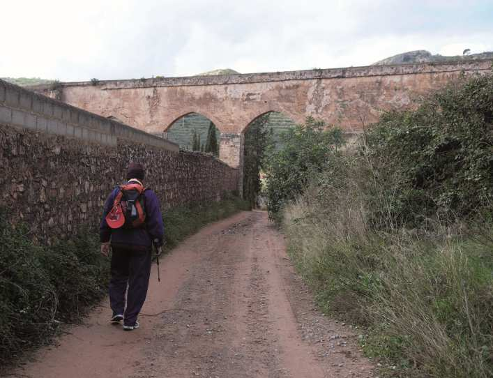 Senderisme Aqüeducte Serra