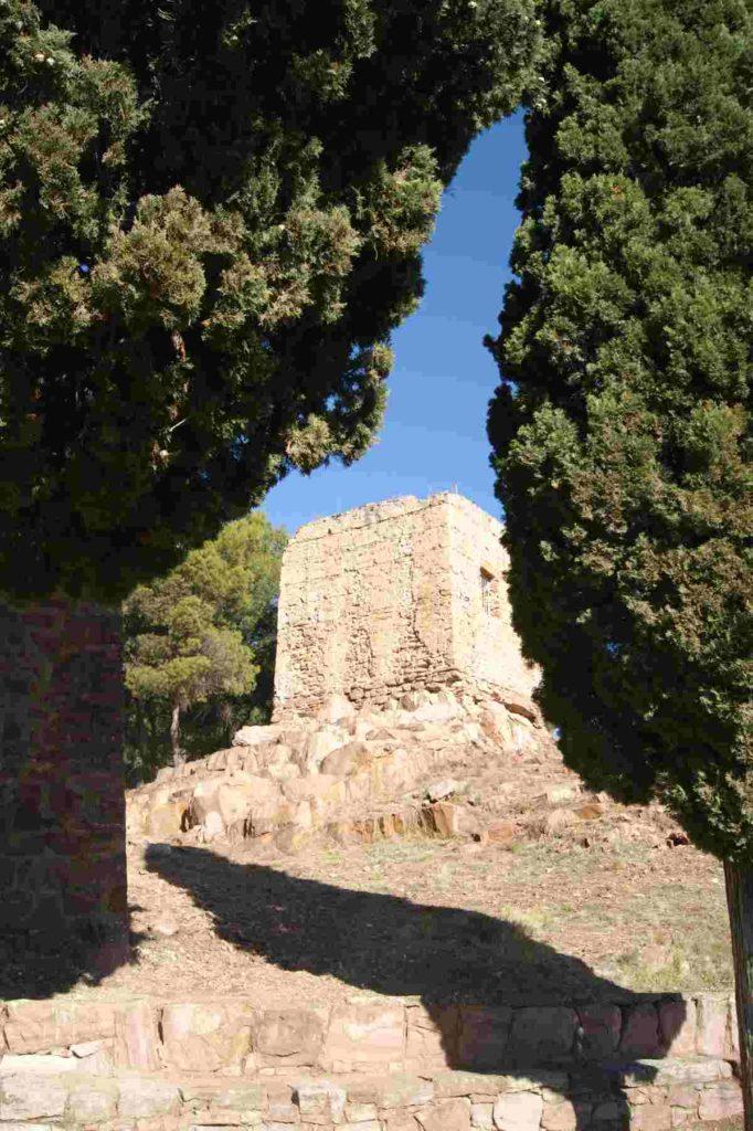 Torre de l'ermita a Serra